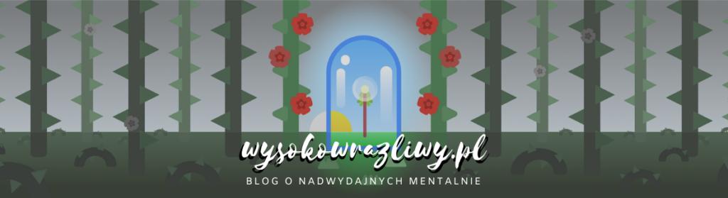 logo bloga wysoko wrażliwy
